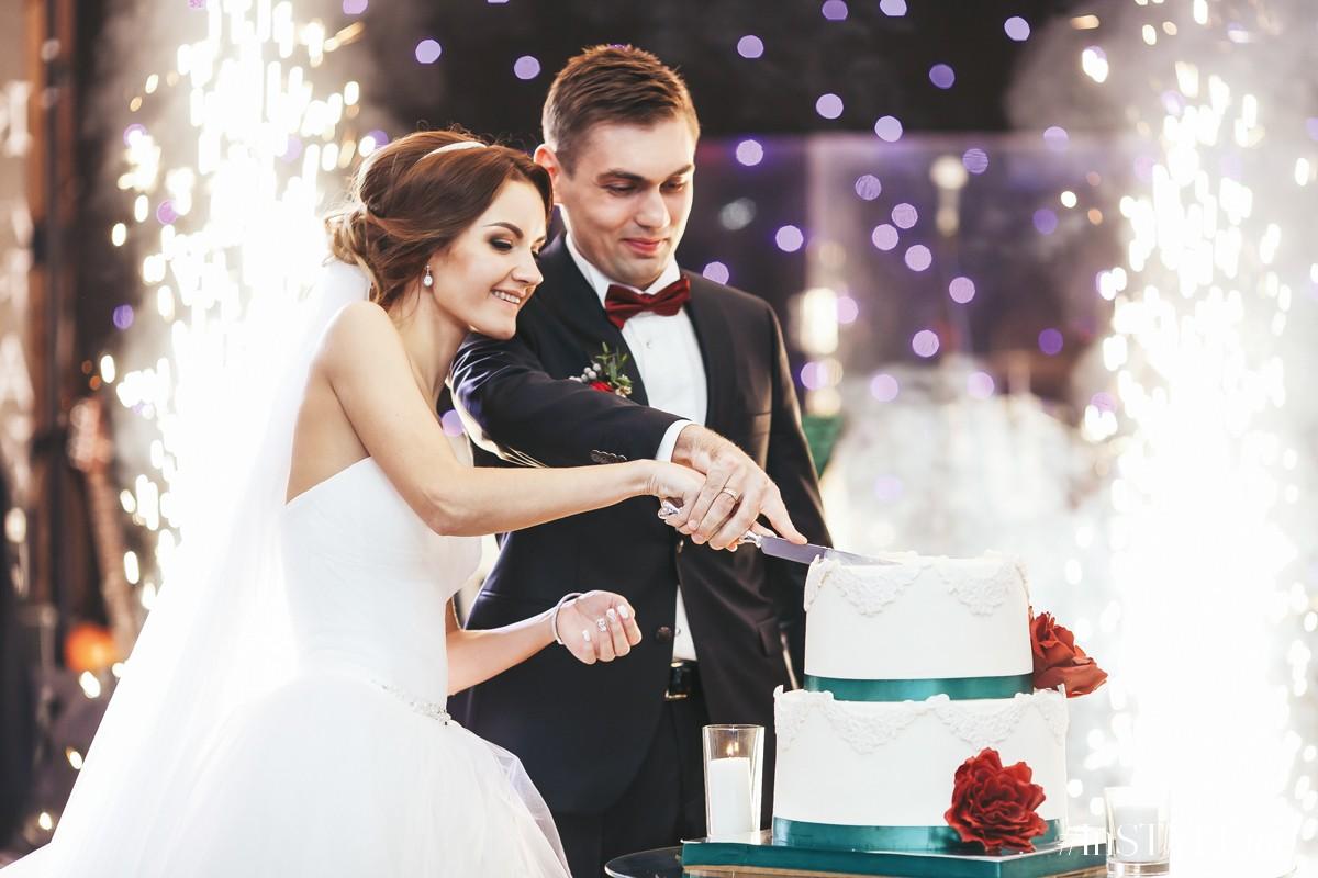 Saliut.md: Свадьба с огоньком