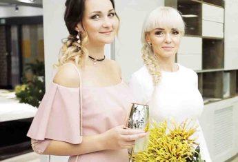 Открытие шоу-рума ECOFloor Moldova.