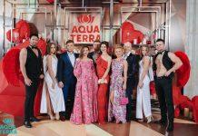 Бал любви в лицах - от Aquaterra
