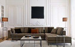 Interium furniture showroom