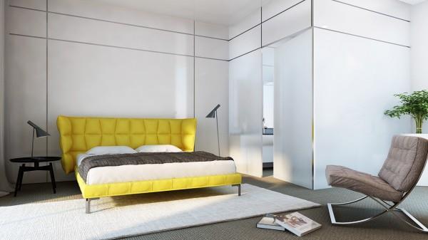 Interium: кровати HUSK