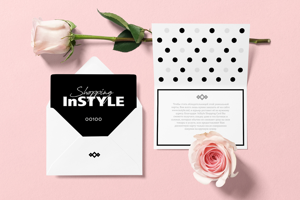 InStyle Shopping Card