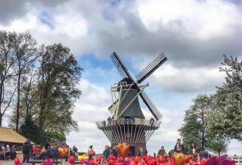 путешествия в амстердам
