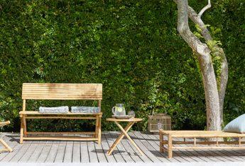 Бамбуковая мебель в JYSK