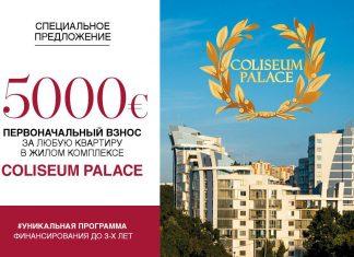 coliseum palase специальное предложение