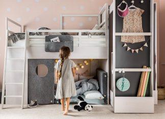 Domino детская мебель Nest от VOX