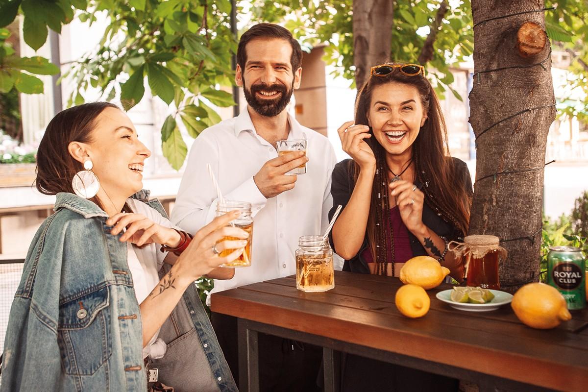 Дмитрий Спиваков, встреча без wi-fi c Jack Daniel's Tennessee Honey