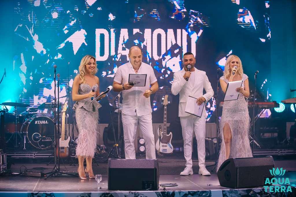 Aquaterra 5 YEARS «DIAMOND WHITE PARTY»
