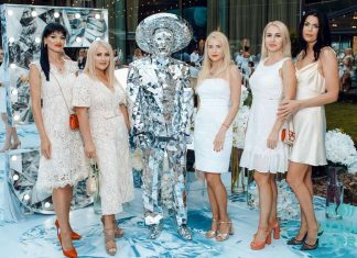 Aquaterra 5 YEARS «DIAMOND WHITE PARTY»