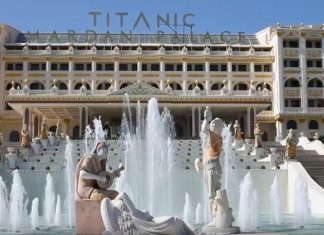 the travel club Titanic Mardan Palace
