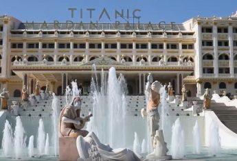 the travel club Titanic Mardan Palace