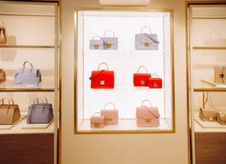 Открытие нового магазина Tous & Furla